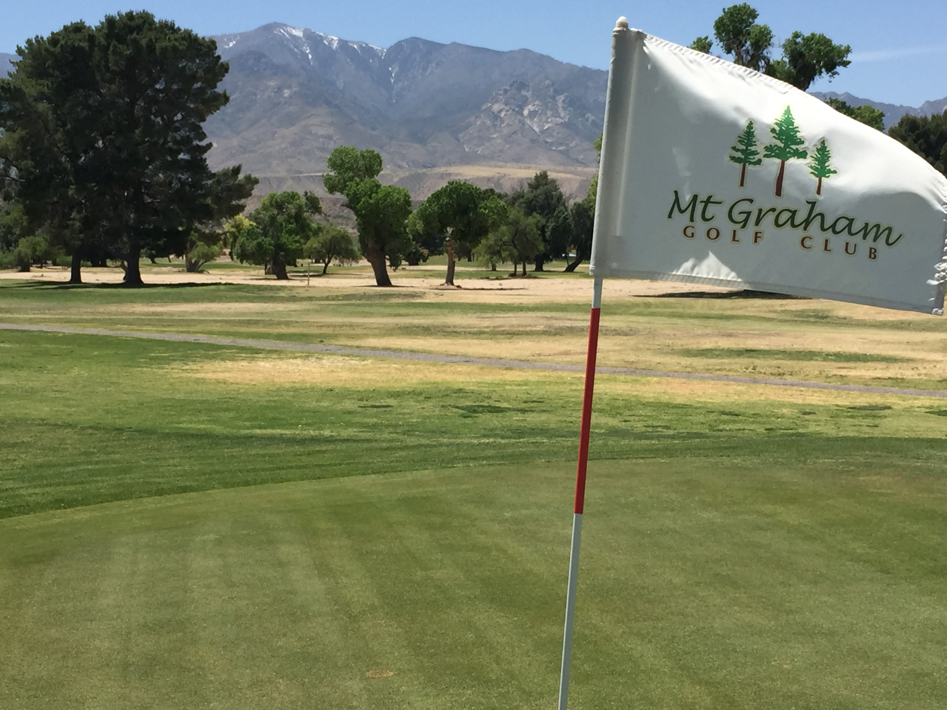 Mount Graham Golf Course Is Back